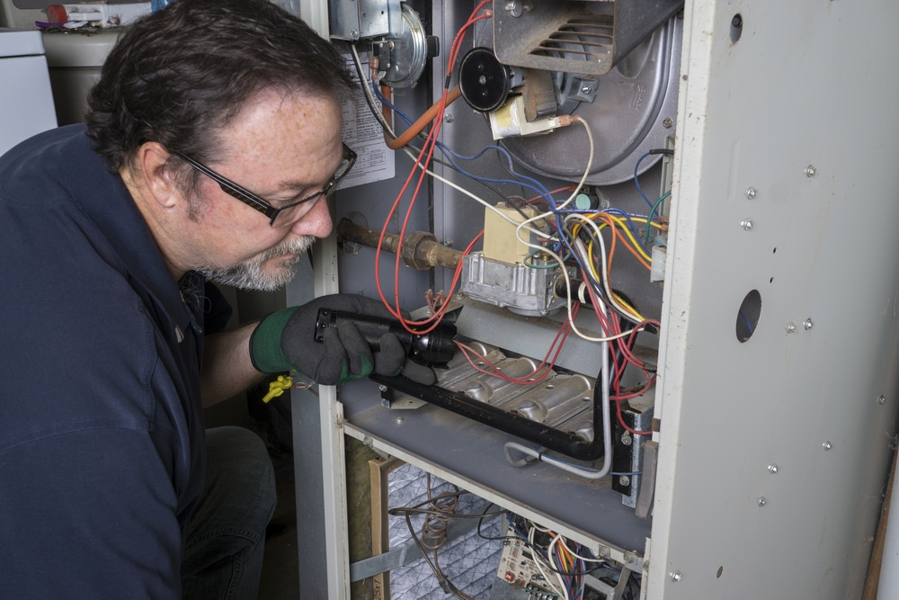 Preparing Furnace Components for Upcoming Winter, Part 1